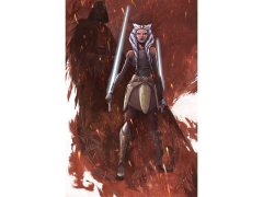 Star Wars A Dark Truth Limited Edition Lithograph