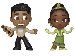 The Princess and the Frog Mini Vinyl Tiana & Naveen Two-Pack
