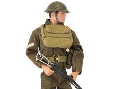 "Action Man 50th Anniversary 12"" Figure - British Infantryman"