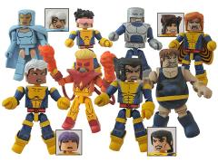 Marvel Minimates Wave 60 Brotherhood Two Pack Set of 4