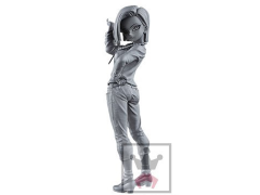 Dragon Ball Super SCultures Big Banpresto Figure Colosseum 6 Vol 2 - Android No. 18 (Gray)