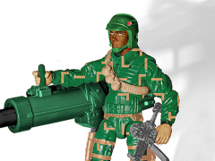G.I. Joe Bullet-Proof Subscription Figure 8.0