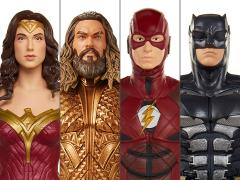 Justice League Big-Figs Wave 2 Set of 4 Figures