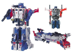 Commemorative Powermaster Optimus Prime With Apex Armor (New Version)