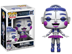 Pop! Games: Five Nights at Freddy's: Sister Location - Ballora