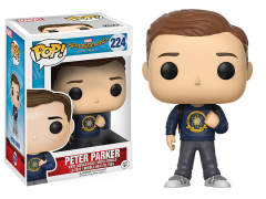 Pop! Marvel: Spider-Man: Homecoming Peter Parker