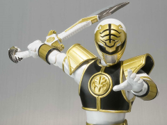 Mighty Morphin Power Rangers S.H.Figuarts White Ranger - 2013 Release
