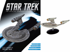 Star Trek Starships Collection Special Edition #12 USS Franklin NX-326