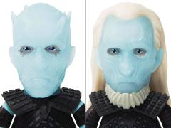 "Game Of Thrones Titans Night King & White Walker 3"" Vinyl Figure Two Pack"
