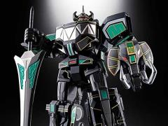 Power Rangers Soul of Chogokin GX-72B Megazord (Black Ver.) Event Exclusive