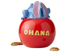 Lilo & Stitch Disney Ceramics Stitch Cookie Jar