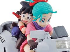 Dragon Ball Desktop Real McCoy 06 Goku & Bulma