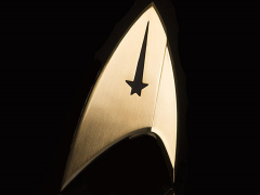 Star Trek: Discovery Command Insignia Badge