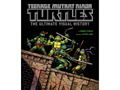TMNT The Ultimate Visual History Book