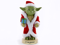 Star Wars Santa Yoda Nutcracker