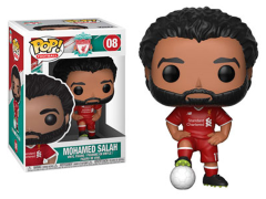 Pop! Football Premier League: Liverpool - Mohamed Salah