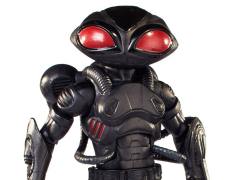 Aquaman DC Comics Multiverse Black Manta (Collect & Connect Trench Warrior)