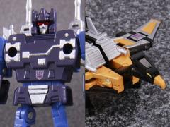 Transformers Masterpiece MP-16 Frenzy & Buzzsaw Set (Reissue)
