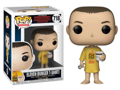 Pop! TV: Stranger Things - Eleven (Burger T-Shirt)