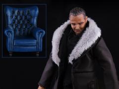 YEW Series Carlo Eduardo (Blue Chair) 1/12 Scale Action Figure Set