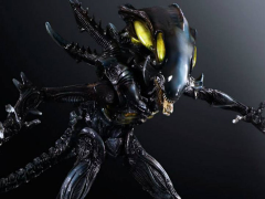 Alien Play Arts Kai Alien Spitter
