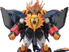 The King of Braves GaoGaiGar Super Mini-Pla Vol.6 Model Kit Four-Pack Exclusive
