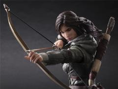 Rise of the Tomb Raider Play Arts Kai Lara Croft