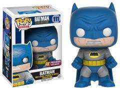 Pop! DC Heroes: The Dark Knight Returns - Batman Blue PX Previews Exclusive