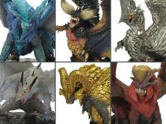 Monster Hunter Capcom Figure Builder Standard Model Plus Vol.13 Box of 6 Figures