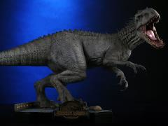 Jurassic World 1/24 Scale Indominus Rex (Final Battle) Diorama