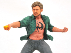 Iron Fist Gallery Statue