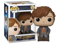 Pop! Movies: Fantastic Beasts: The Crimes of Grindelwald - Newt Scamander Exclusive