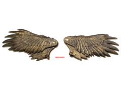 Mythic Legions Advent of Decay Feathered Wings (Gold)