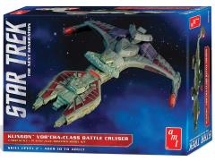 Star Trek Klingon Vor'cha Battle Cruiser 1/1400 Scale Model Kit