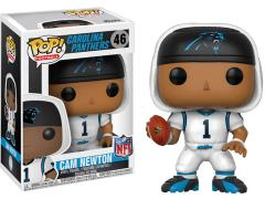 Pop! Football: Panthers - Cam Newton (Away)