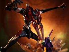 Evangelion Evolution Revoltech EV-002 EVA-03 Production Model