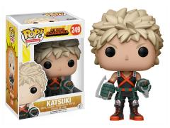 Pop! Animation: My Hero Academia - Katsuki