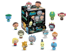 Rick and Morty Pint Size Heroes Exclusive Box of 24 Figures