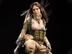 A-TACS FG Woman Soldier Jenner (Style A) 1/6 Scale Figure