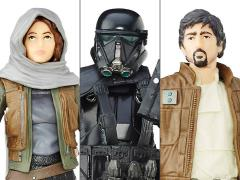 "Star Wars: The Black Series 6"" Rogue One Three-Pack Exclusive"