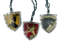 Game of Thrones Shields Light Set - Ships to USA Only