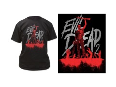 Evil Dead 2 Blu-Ray Cover T-Shirt