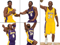 NBA Kobe Bryant Championship Figure Set of 5