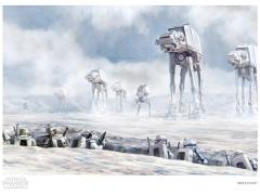 Star Wars Hold Fast Limited Edition Giclee