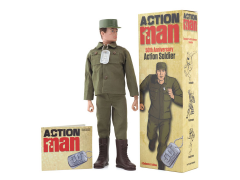 "Action Man 50th Anniversary 12"" Figure - Action Soldier"