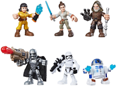 Star Wars Galactic Heroes Resistance VS. First Order Pack