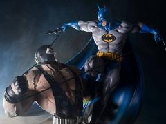 DC Comics Batman vs Bane Battle 1/6 Scale Diorama