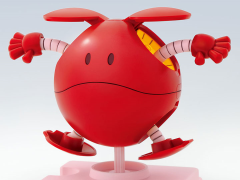 Gundam HaroPla #02 Haro Diva Red Model Kit