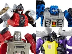 Transformers Power of the Primes Legends Wave 1 Set of 4