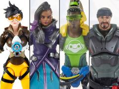 Overwatch Ultimates Wave 1 Set of 4 Figures